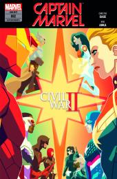 Captain Marvel - Civil War - Bd.2