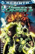 Green Lanterns - Planet des Zorns