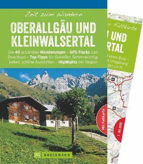 Zeit zum Wandern Oberallgäu und Kleinwalsertal