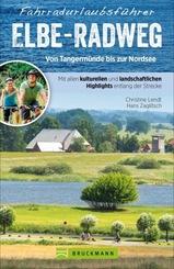 Fahrradurlaubsführer Elbe-Radweg von Tangermünde bis zur Nordsee