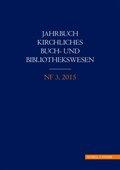Jahrbuch kirchliches Buch- und Bibliothekswesen