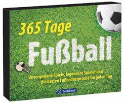 365 Tage Fußball - Tischaufsteller