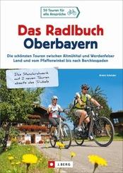 Das Radlbuch Oberbayern