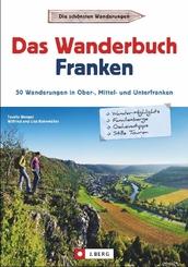 Das Wanderbuch Franken
