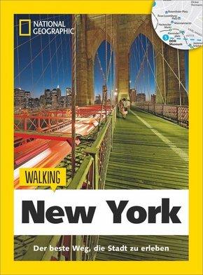 National Geographic Walking New York