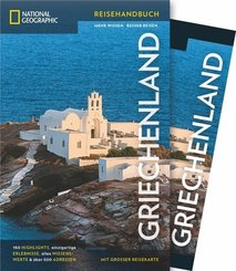 NATIONAL GEOGRAPHIC Traveler Reiseführer Griechenland mit Maxi-Faltkarte