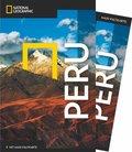 NATIONAL GEOGRAPHIC Traveler Reiseführer Peru mit Maxi-Faltkarte