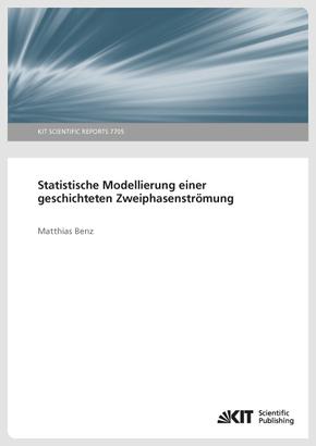 Statistische Modellierung einer geschichteten Zweiphasenströmung