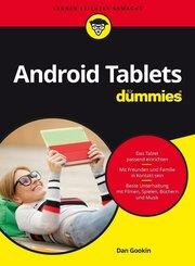 Android Tablets für Dummies