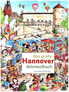 Das große Hannover-Wimmelbuch