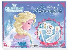 Disney Die Eiskönigin: Mein Postkartenbuch (15 Postkarten + Sticker)