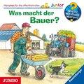Was macht der Bauer?, Audio-CD - Wieso? Weshalb? Warum?, Junior