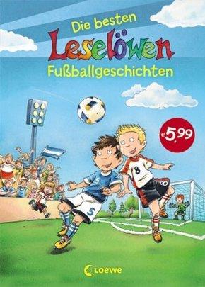 Die besten Leselöwen-Fußballgeschichten