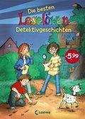 Die besten Leselöwen-Detektivgeschichten
