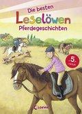 Die besten Leselöwen-Pferdegeschichten