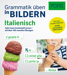 PONS Grammatik üben in Bildern Italienisch