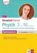 KomplettTrainer Physik 7.-10. Klasse Gymnasium - Bd.2