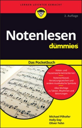Notenlesen für Dummies, Das Pocketbuch