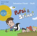 Pupsi und Stinki, 1 Audio-CD