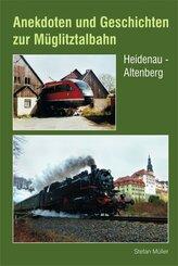 Anekdoten und Geschichten zur Müglitztalbahn