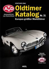 Oldtimer Katalog - Nr.31