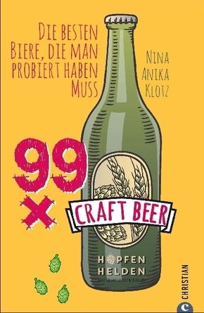 99 x Craft Beer; Buch XXXII