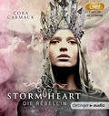 Stormheart - Die Rebellin, 2 MP3-CD