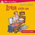 Lotta zieht um, 1 Audio-CD