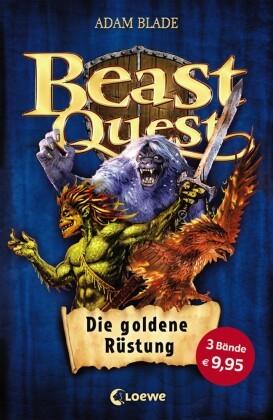 Beast Quest - Die goldene Rüstung