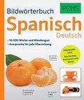 PONS Bildwörterbuch Spanisch-Deutsch, m. Online-Zugang