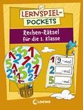 Lernspiel-Pockets - Rechen-Rätsel für die 1. Klasse