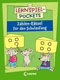 Lernspiel-Pockets - Zahlen-Rätsel für den Schulanfang