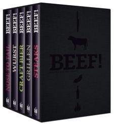 BEEF! SCHUBER, 5 Bände