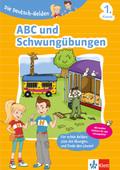 Die Deutsch-Helden - ABC und Schwungübungen 1. Klasse