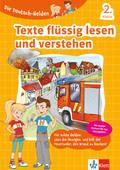 Die Deutsch-Helden - Texte flüssig lesen und verstehen 2. Klasse
