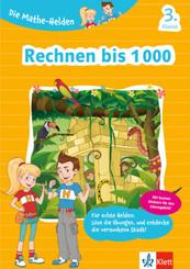 Die Mathe-Helden - Rechnen bis 1000, 3. Klasse