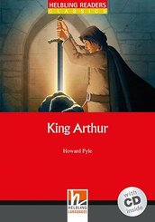 King Arthur, w. Audio-CD