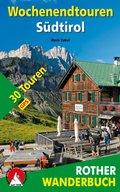 Rother Wanderbuch Wochenendtouren Südtirol