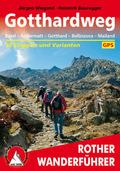Rother Wanderführer Gotthardweg