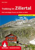 Rother Wanderführer Trekking im Zillertal