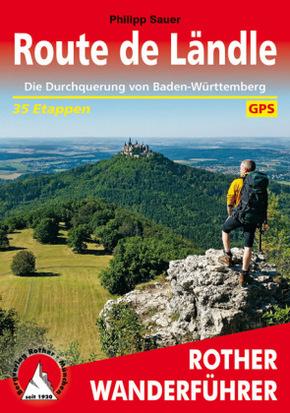 Rother Wanderführer Route de Ländle