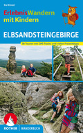 Rother Wanderbuch Erlebniswandern mit Kindern Elbsandsteingebirge