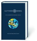 Lutherbibel, Lutherübersetzung revidiert 2017, mit Glasfenstern von Marc Chagall