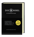 Bibelausgaben: Die Bibel, Lutherbibel revidiert 2017 - Großausgabe; Deutsche Bibelgesellschaft