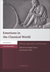 Emotions in the Classical World
