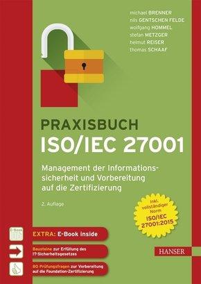 Praxisbuch ISO/IEC 27001 (Ebook nicht enthalten)