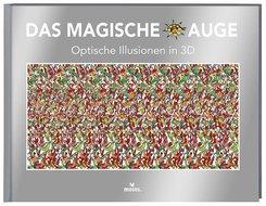 Das magische Auge - Optische Illusionen in 3D