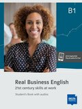 Real Business English B1 - Student's Book with MP3-CD