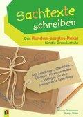 Sachtexte schreiben - Das Rundum-sorglos-Paket für die Grundschule