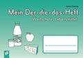 """Mein Der-die-das-Heft: Wortschatz """"Lebensmittel"""""""